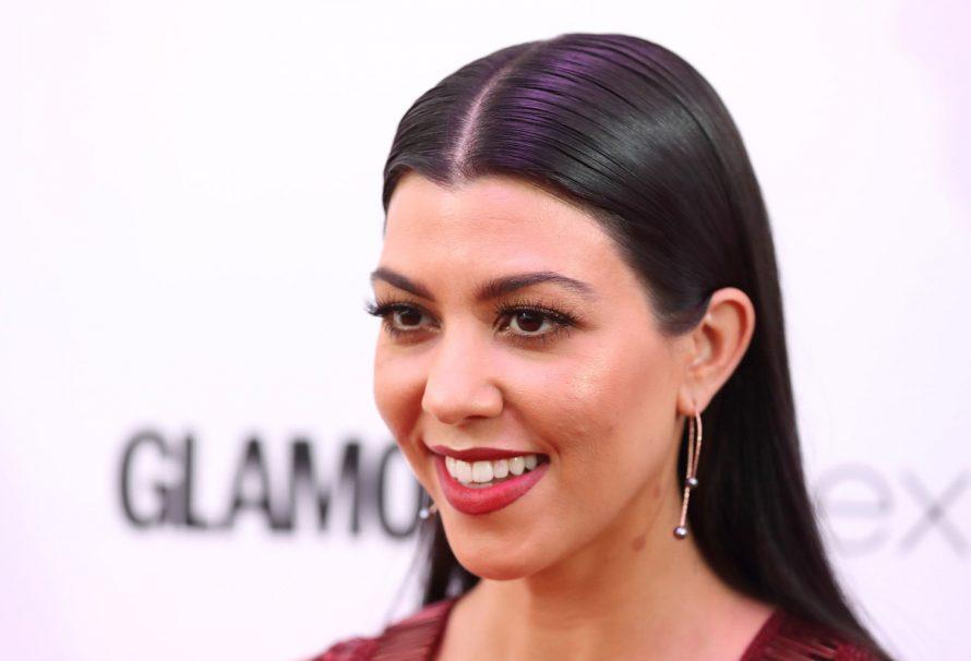 Kourtney Kardashian's Famous Doppelgänger Is Not Who You'd Expect