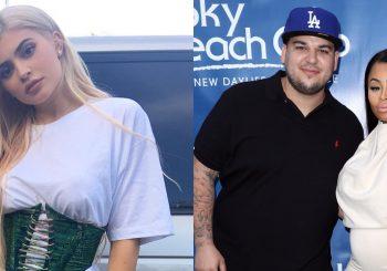 Kylie Jenner gratuliert Bruder Rob Kardashain und Blac Chyna zu New Daughter