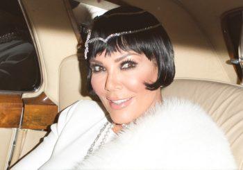Kris Jenner feiert 60. Geburtstag mit einer Party voller Stars!