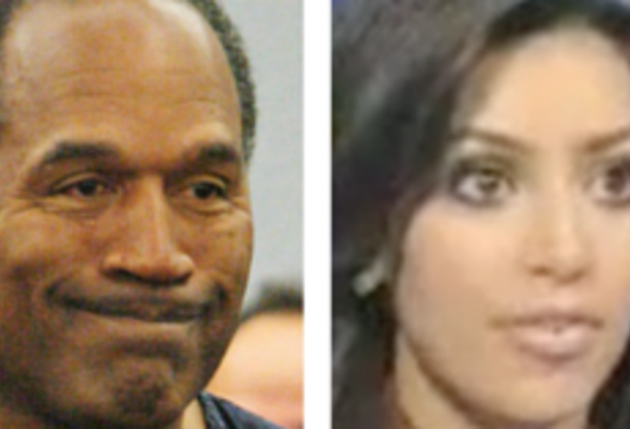 Here's The Biggest O.J. Simpson/Kardashian Coincidence Of All Time