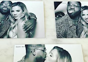 Khloe Kardashian Reportedly Pregnant With Tristan Thompson's Baby