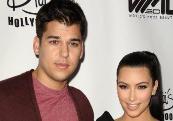 Kim Kardashian Recalls The Exact Moment She Found Out Rob Was Engaged