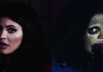 Kylie Jenner verwandelt sich in einen Zombie für Tyga 'Dope'd Up' Video - Jetzt ansehen!
