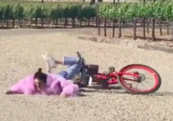 This Video Of Kendall Jenner Falling On Her Face Has 4 Million Views