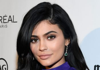 Pregnant Kylie Jenner Photographed for First Time in Months