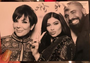 """Kylie Jenner & Friends nehmen an Kris Jenners Weihnachtsparty """"Over the Top"""" teil"""